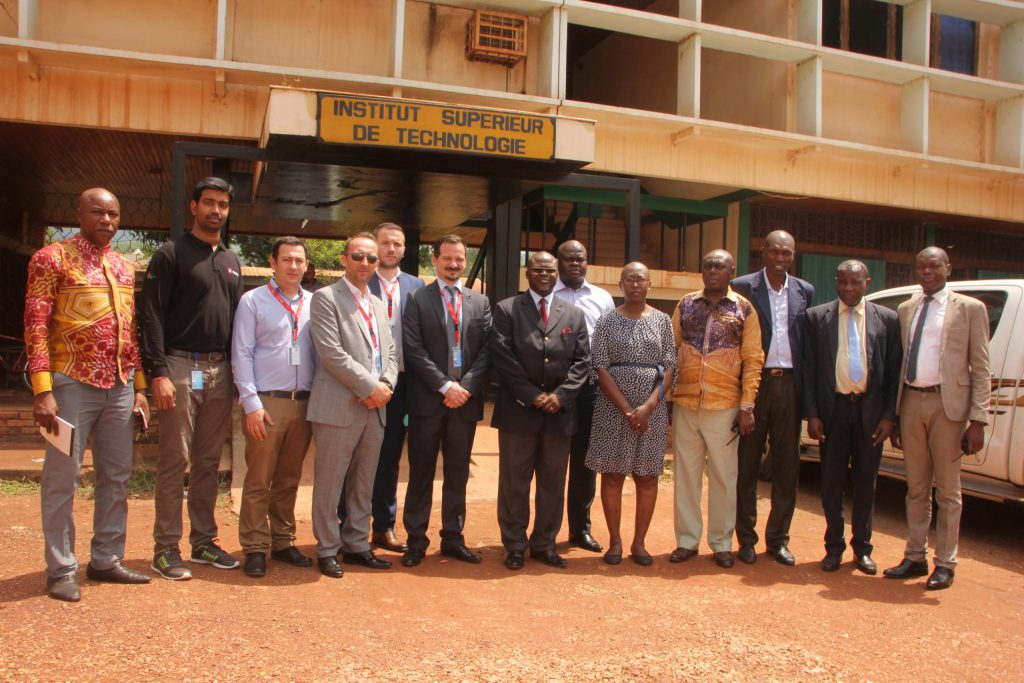 Ecolog Extends its Social Responsibility Partnerships in Central African Republic