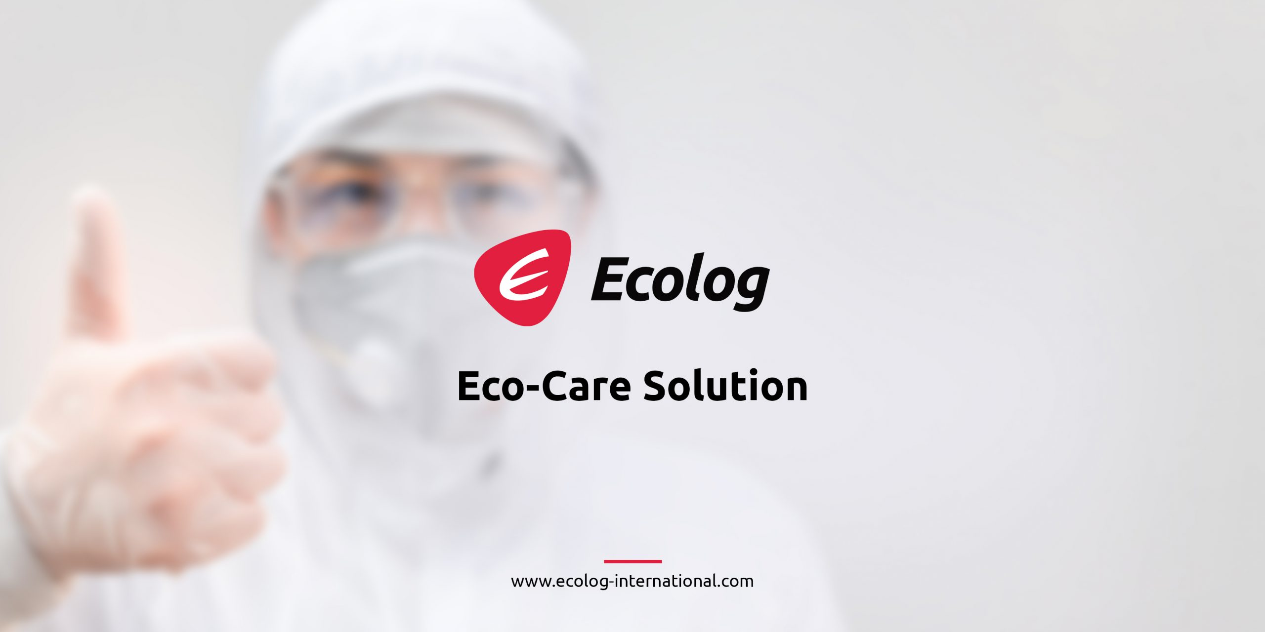 Ecolog announces the launch of its Eco-Care Solution